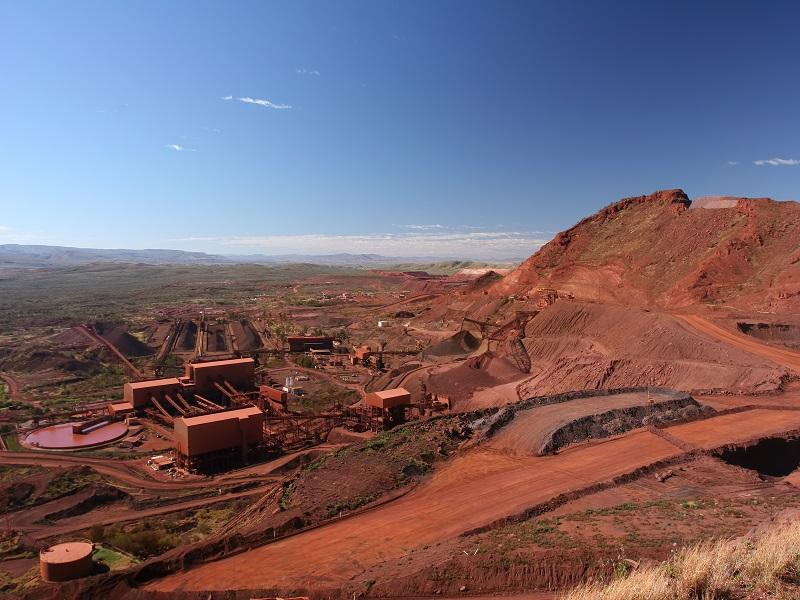 Roy Hill Iron Ore Project, Pilbara