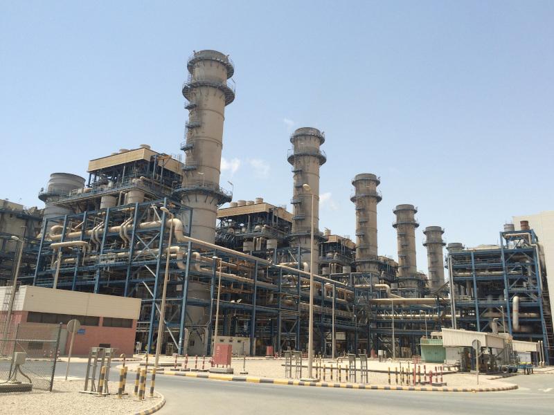 Image 1- Sabiya West Power Plant