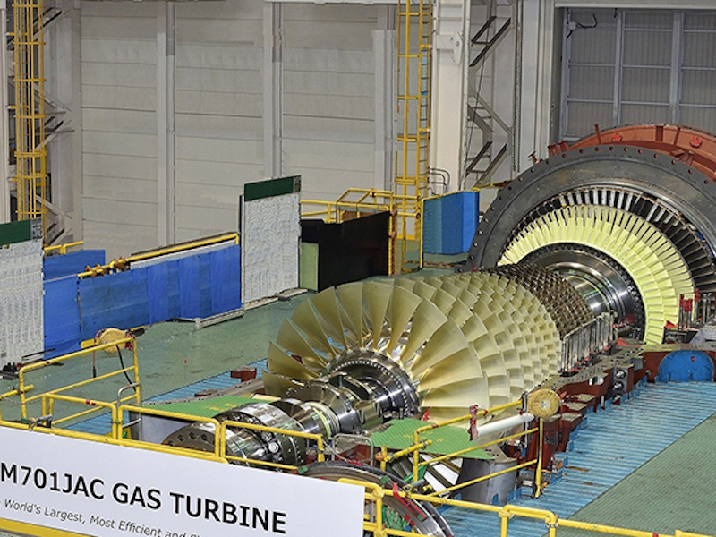 Image 2- Anegasaki Thermal power Station Upgrade