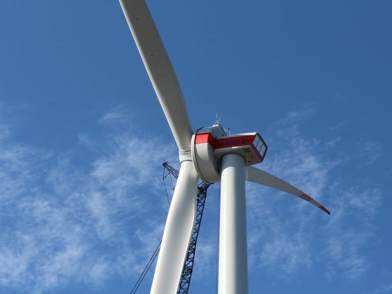 Image 2- Markbygden Phase II Wind Farm