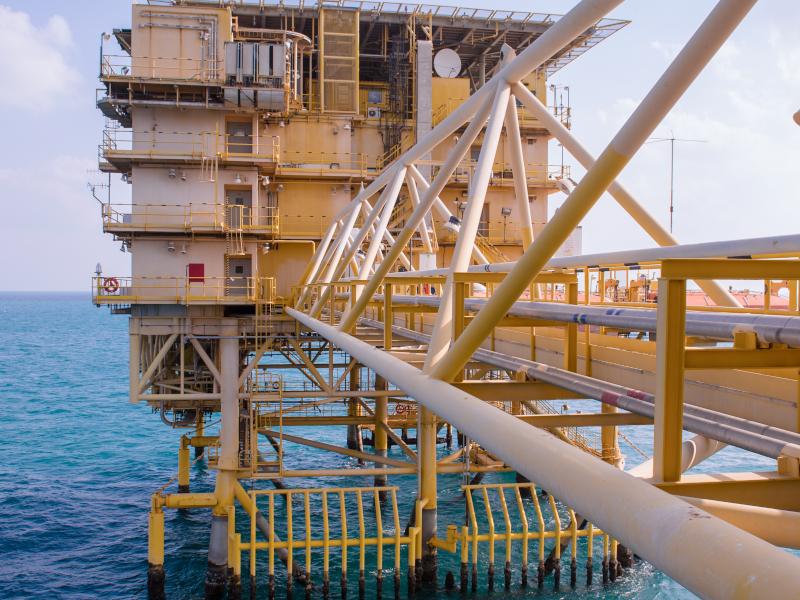 Image 2- Safaniya Oil Field