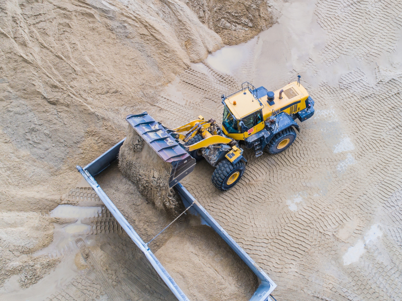 Image 2- Wanipigow Sand Project