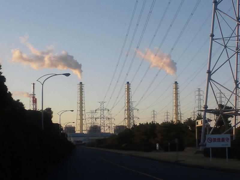 Image 3- Anegasaki Thermal power Station Upgrade