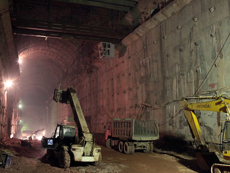 Image 3- Rogun Hydropower Project