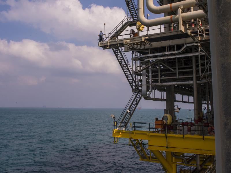 Image 3- Safaniya Oil Field