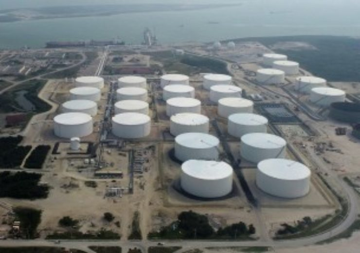 Moda completes crude oil storage expansion at Texas facilities