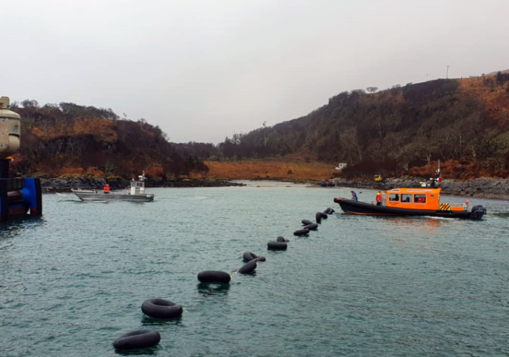 SSEN successfully completes Jura – mainland submarine cable replacement