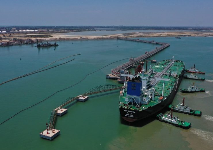 Sinopec-Zhongke-Refinery-Port