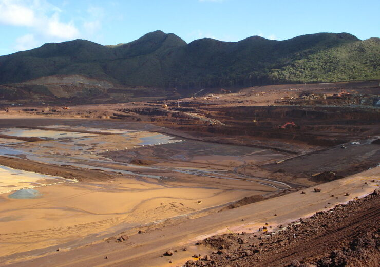 New Century Resources in talks with Vale to acquire Goro mine