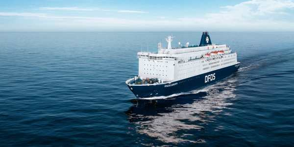 DFDS sustainable fuels