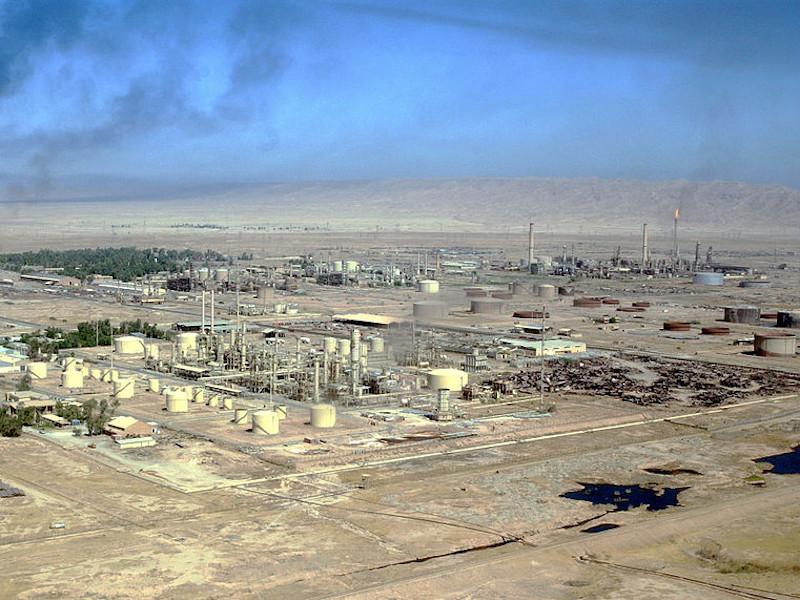 Image 1- Baiji Gas Power Plant Reconstruction