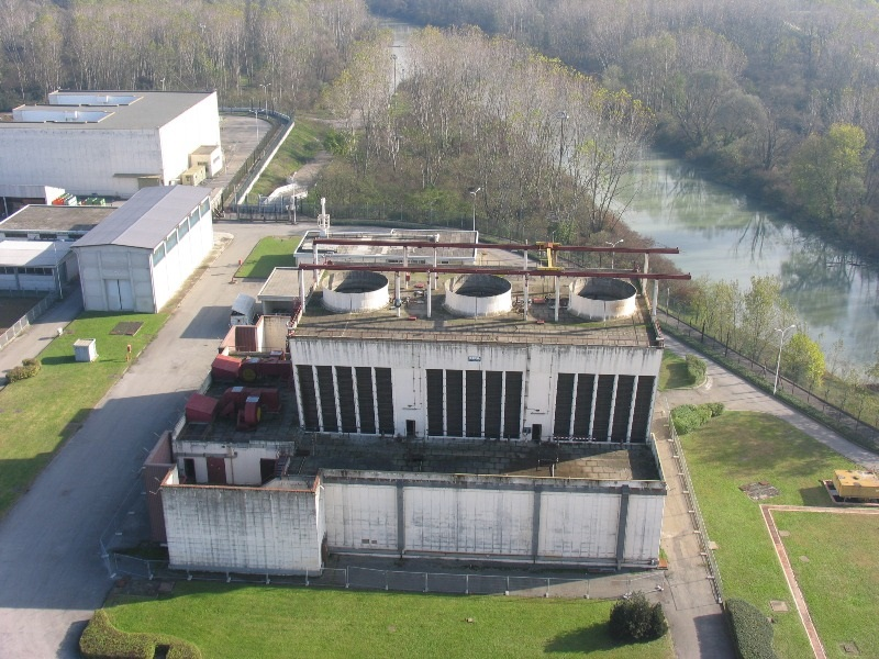 Image 1 - Caorso Nuclear Power Plant Decommissioning