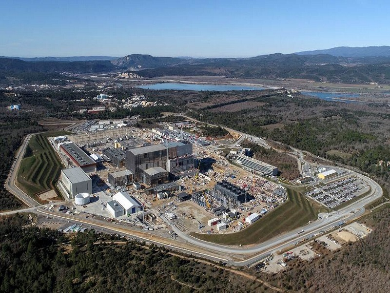 Image 1 - ITER Nuclear Fusion Demonstration Project
