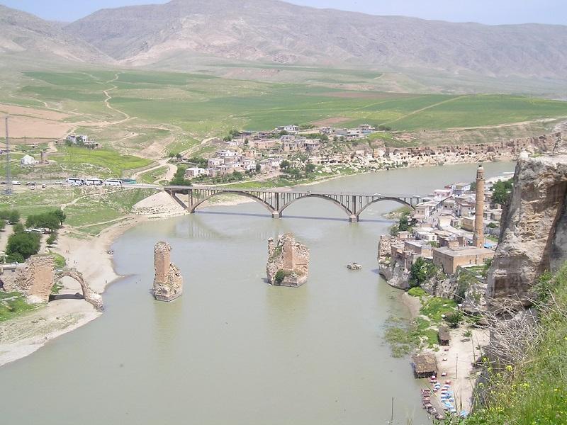 Image 1 - Ilisu dam and hydroelectric power plant