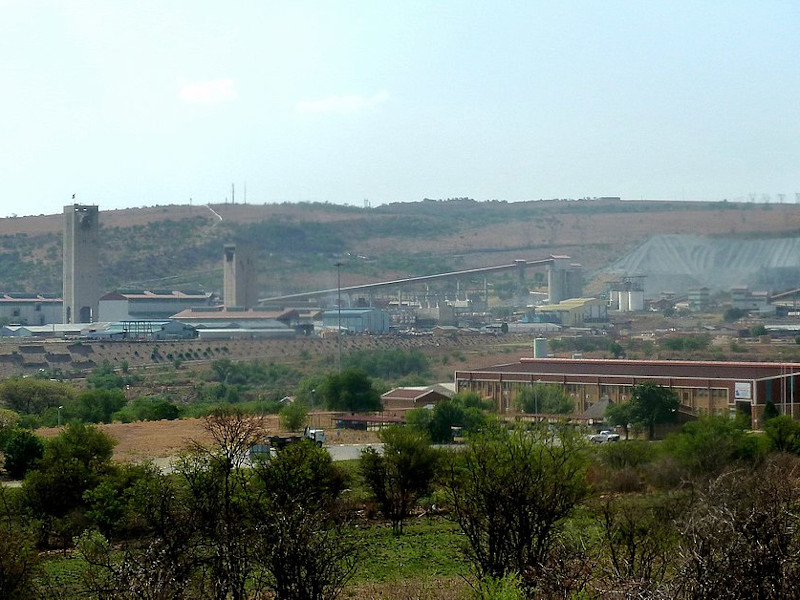 Image 1- Mponeng gold mine