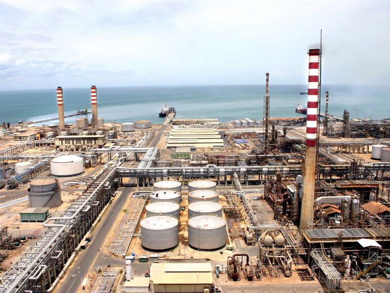 Image 1-Paraguana Refinery Complex