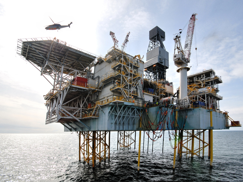 Shah Deniz Gas Field Development