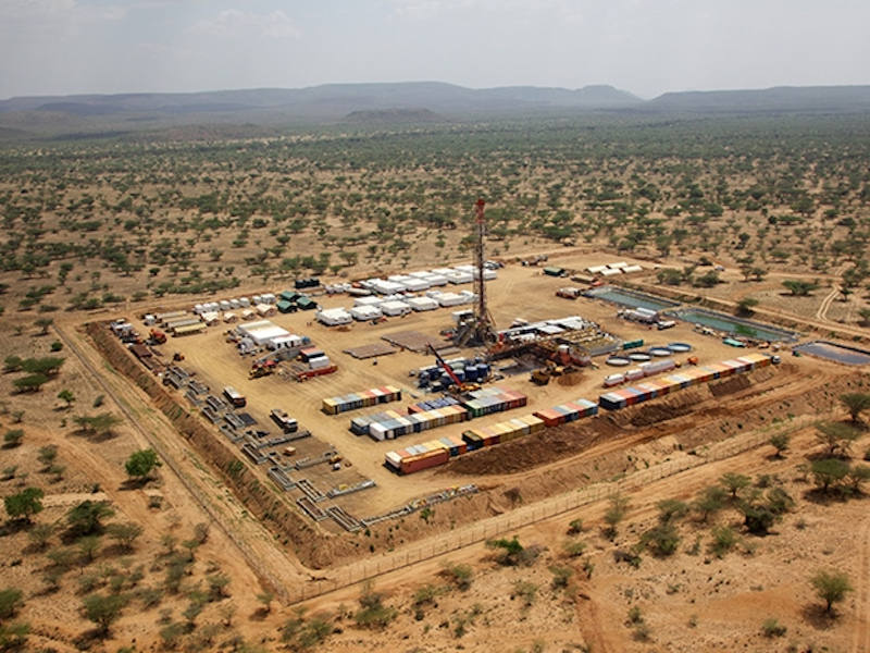South Lokichar Oil Project