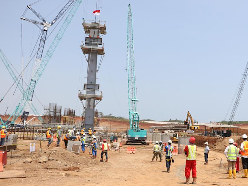 Image 2- Batang Power Plant