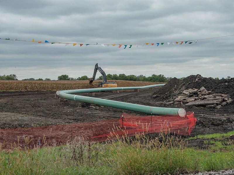 Image 2- Dakota Access Pipeline