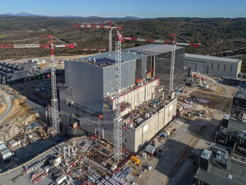 Image 2 - ITER Nuclear Fusion Demonstration Project