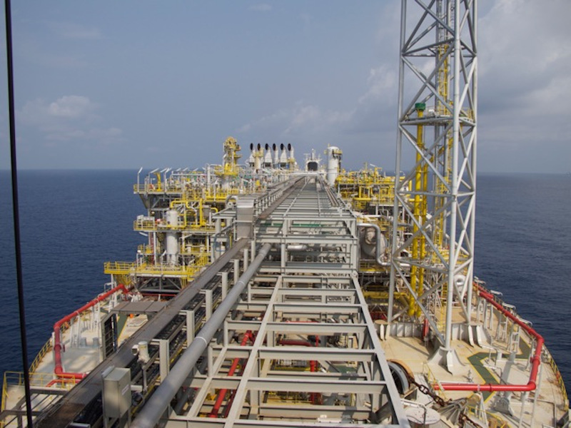 Image 2- Marlim oil field