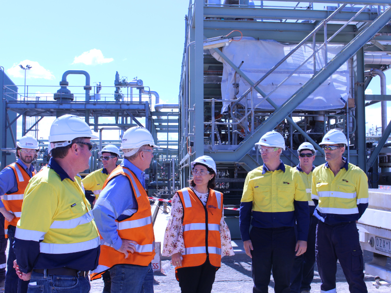 Image 2- Orbost Gas Processing Plant