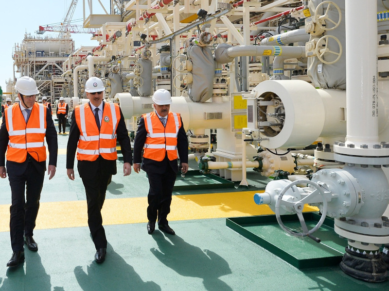Image 2- Shah Deniz Gas Field