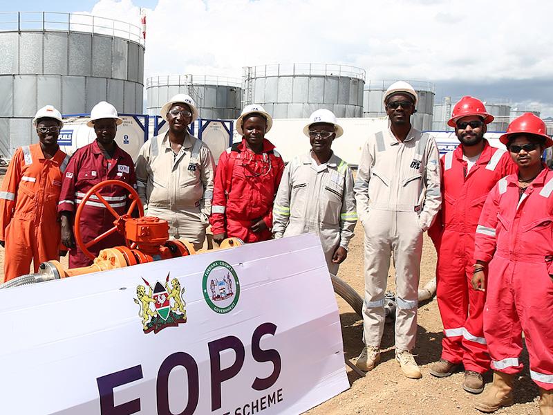 Image 2- South Lokichar Oil Project