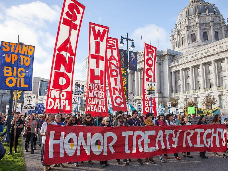 Image 3- Dakota Access Pipeline