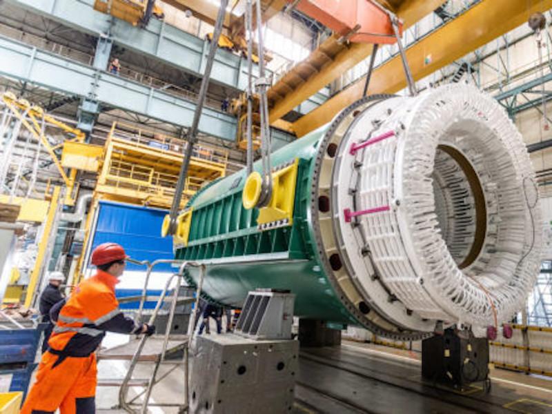 Darlington Nuclear Power Station Refurbishment
