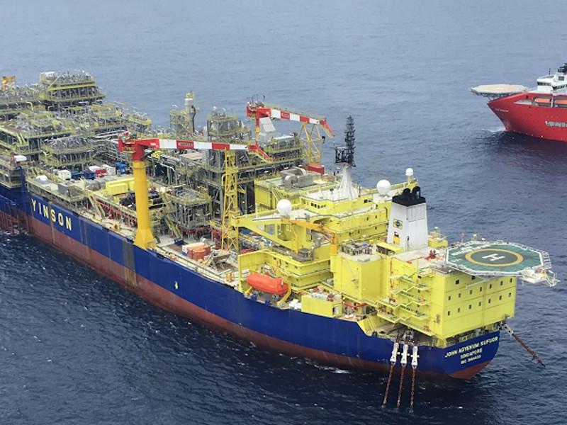 Image 3- Marlim oil field