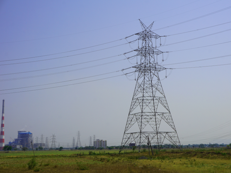 Image 3- Matiari-Lahore Transmission Line