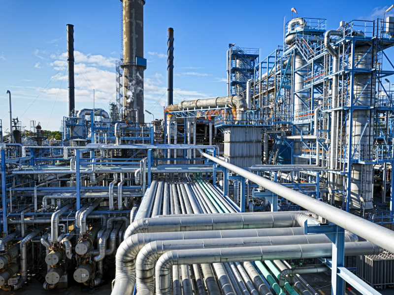 Image 3- Orbost Gas Processing Plant