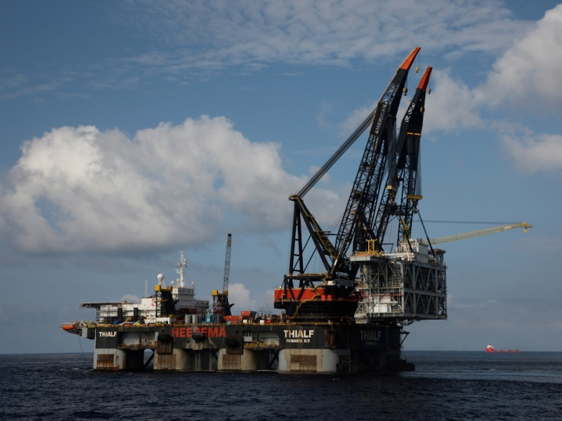 Perdido Deepwater Oil and Gas Development
