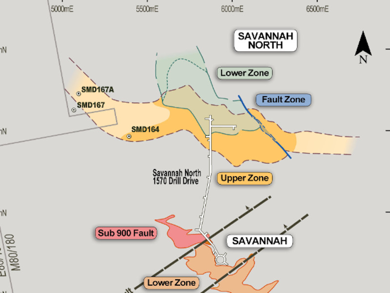 Image 3 - Savannah Nickel-Copper-Cobalt Mine