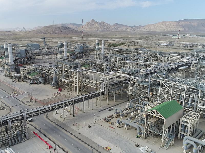 Shah Deniz Gas Field Development