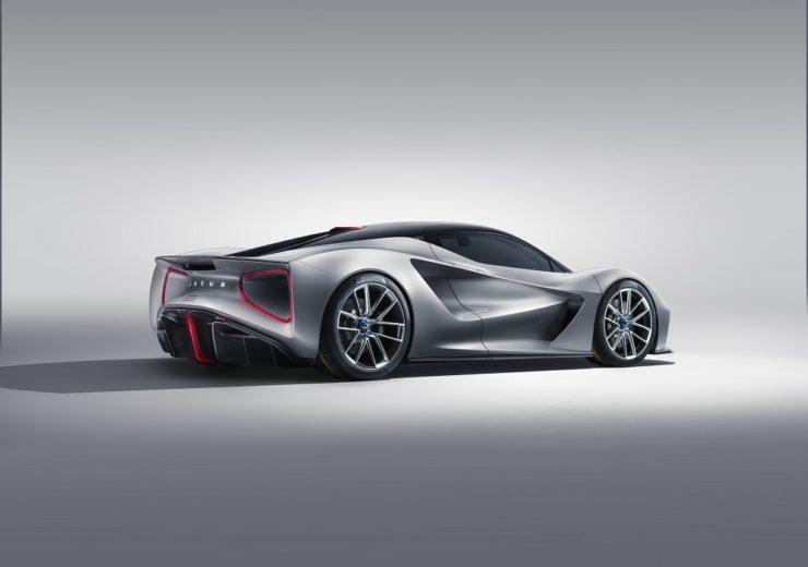 Lotus hypercar