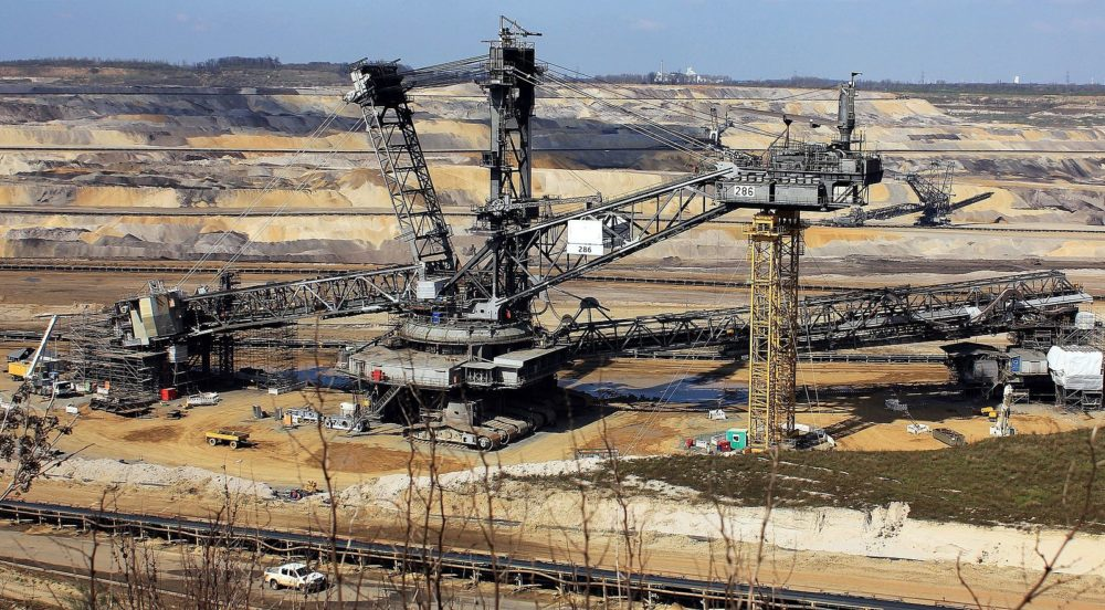 Mining industry IoT