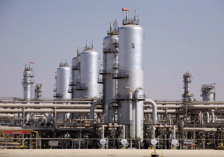 Saudi Aramco abqaiq oil plant