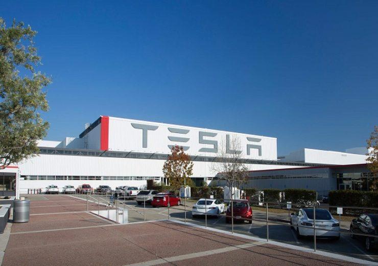 Tesla-factory-California