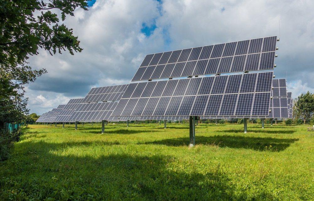 India solar power production