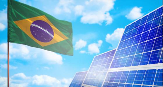 solar power South America