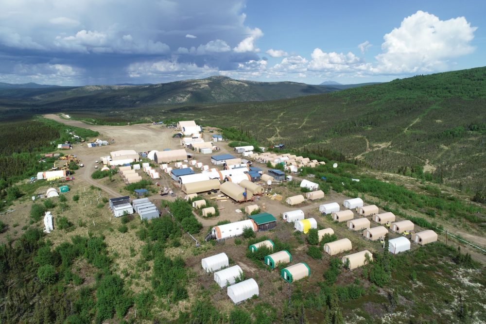 Novagold gold mine project