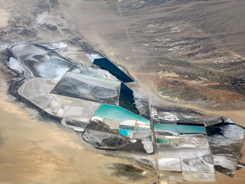 Image 1- Clayton Valley Lithium Project