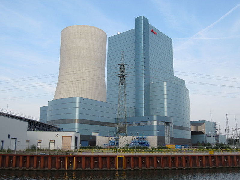 Datteln 4 Coal-Fired Power Plant