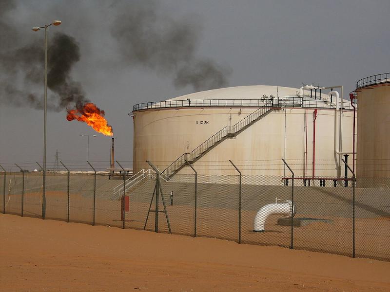 El Sharara Oil Field
