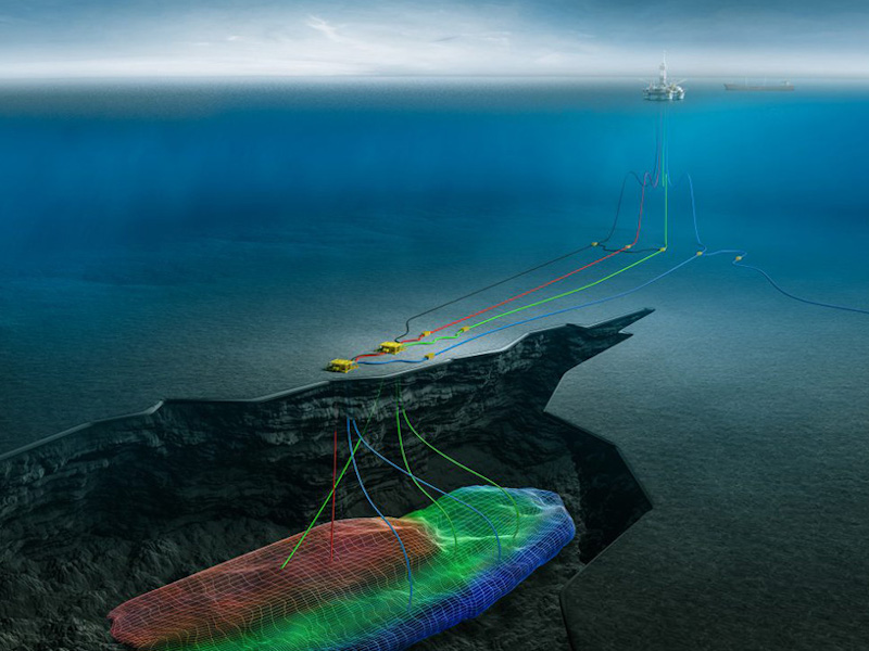 Image 1- Fenja Oil Field Development