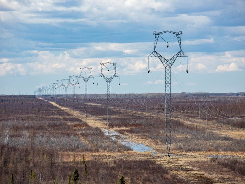 The Great Northern Transmission Line