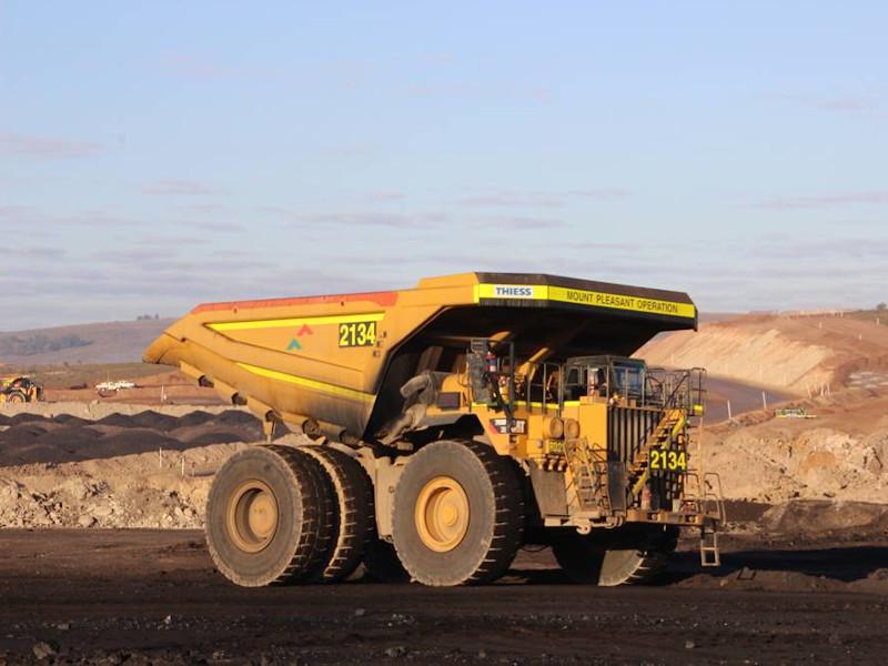 Image 1- Mount Pleasant Coal Mine